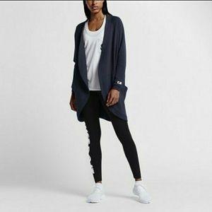 Nike Oversized Cardigan